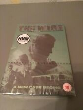 The Wire - Series 2 - Complete (DVD, 2005, 5-Disc Set, Box Set) New Sealed