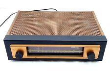 Rare Vintage 1950's Harmon Kardon Theme II AM/FM Tube Tuner