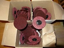 """Lot of (75)  3M Scotch-Brite Roloc Surface Cond. Disc, 3"""" 05531 MED."""