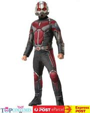 Ant-Man Adult Mens Marvel Superhero Ant Man Fancy Hero Party Costume
