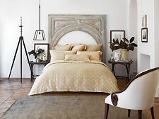 Sheridan Deluxe Signature-Halesworth Citron KING Bed Quilt Cover Set RRP$409.95