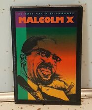 Graphic Expression Malcolm X Magnet/African American/BLACK AMERICANA