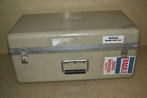"""HEWLETT PACKARD HP HEAVY METAL EQUIPMENT CASE 24""""x12""""x11""""   (FR5)"""