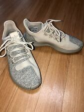 Adidas Tubular Shadow Shoes in Tan/Clear Brown - Big Kids Size 5