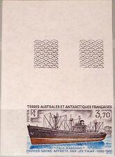TAAF FSAT 1993 Maury 182 306 U 191 Frachtschiff Freighter Schiffe Ships MNH