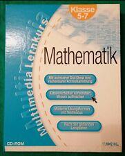Mathematik - Lernsoftware/Multimedia CD-Rom für die Klassen 5-7