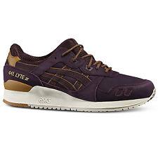 Asics Tiger Gel-Lyte III Unisex-Sneaker Freizeit Schuhe Turnschuhe Halbschuh NEU