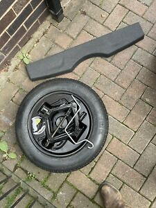 Fiat 500 2009 Spare Wheel and Jack