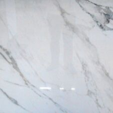 Glazed Polished Porcelain Tile 24x24 Iceberg Statuary Alpine Rectified Floor HD