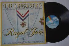 Crusaders B.B.King Royal Jam Vinyl DLP 1982