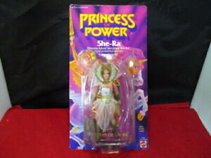 New Vintage 1984 She-Ra Princess Of Power Action Figure in Package Mattel