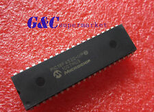 10PCS IC PIC18F4520-I/P PIC18F4520 MICROCHIP DIP-40 NEW D2