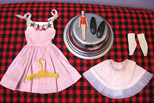 VINTAGE1965 SKIPPER~*MINT*~Me`N My Doll~ Complete 8 Pc.Set!~BEAUTIFUL with Dolly