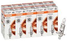 10x OSRAM h1 24v 70w 64155 halogen bombilla bombilla camiones autobús camiones