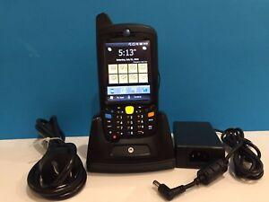 Motorola Symbol MC65 2D Barcode Scanner PDA Mobile Computer MC659b + Cradle