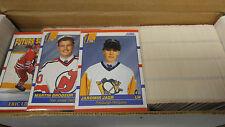 1990-91 Score English Hockey Complete 440 Card Base Set Jagr Brodeur Lindros RC
