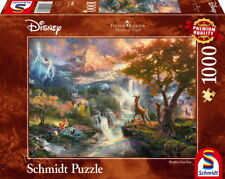 1000 Teile Schmidt Spiele Puzzle Thomas Kinkade Disney Bambi 59486