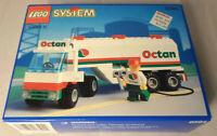 MINT 1992 Lego Town System 6594 Gas Transit Tanker Fuel Truck Sealed misb mib