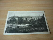 AK Minden Weserpark mit Kreishaus u. Gesellschaftshaus  gelaufen 1915