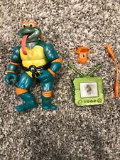 TMNT Ninja Turtles Toon Mikey with Accessories
