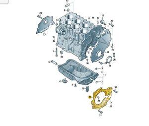 Original Zwischenplatte Volkswagen Phaeton 022103551A Neu