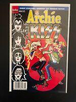 Archie Comics #628 Archie Meets KISS High Grade Archie Comic Book D10-2