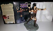 Xena Warrior Princess Box 1696/2500 Cold Cast Porcelain Sculpture Statue