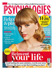 UK Psychologies Magazine June 2018: TAYLOR SWIFT COVER STORY