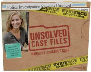 Unsolved Case Files | Ashcroft, Harmony - Cold Case Murder Mystery Game