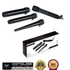 Corioliss TriCurl Curling Iron/ Curling Wand/Styling Iron