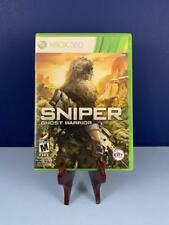 Sniper Ghost Warrior Complete Tested Xbox 360 Like New