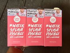 3 X KARMART Cathy Doll Speed White Water Splash Essence 50 g.