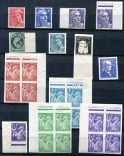 France 1945-1992 recueil des ungezähnten marques (64252c