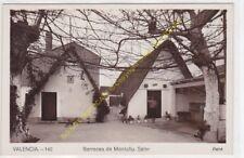 CPSM España VALENCIA Barracas de Montollu Saler Edi DURA n142