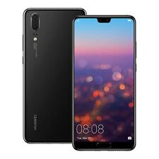 Huawei p20 eml-l09 128gb Speicher 4gb RAM Entsperrt Schwarz Smartphone