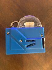 Vintage Working 80's Key Chain Mini Movie Projector & Popeye Reel Nickelodeon