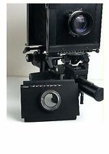 Moveable Camera Adapter For Nikon To Linhof Sinar 4x5 Cameras