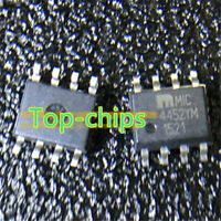 10PCS MIC4452YM Encapsulation:SOP8 new