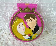Disney Sleeping Beauty Polly Pocket Tiny Collection 1996 Playset No Figures EUC