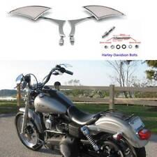 Motorcycle Black Rearview Mirror Custom for Harley-Davidson FXDB Dyna Street Bob