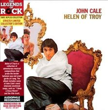 NEW Helen of Troy - Cardboard Sleeve - High-Definition CD Deluxe Vinyl Replica