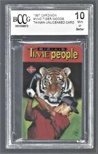 1997 Cardwon Tiger Woods PGA Tour #NNO Rookie BCCG 10 #0001638972  (HOF 2021)