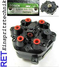 Mengenteiler BOSCH 0438100153 Audi 100 200 Turbo Quattro gereinigt & geprüft