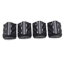 4 PA Kunststoffecken Ecken Kofferecke Schutzecken Lautsprecher - Boxen