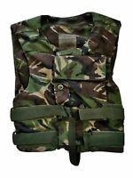 Genuine British Army DPM Body Armour Cover Mixed Sizes Airsoft NI Gulf Kosovo