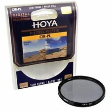 HOYA 62mm CPL Circular Polarizing / Polarizer CIR-PL Filter for Camera lenses