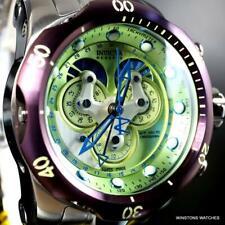 Invicta Reserve Venom Swiss Made Master Calendar 52m Stainless Steel Watch New
