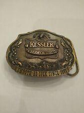 Kessler 1993 Men's Metal Belt Buckle