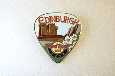 EDINBURGH,Hard Rock Cafe Pin,Postcard 2012 Series