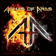 ASHES OF ARES - ASHES OF ARES: LIMITED EDITION CD ALBUM (2013)